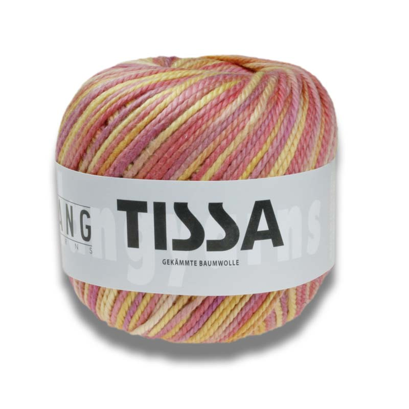 Lang Yarns Tissa Color